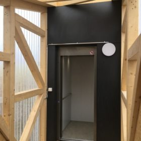Schweizer Baudoku Garaventa Lift