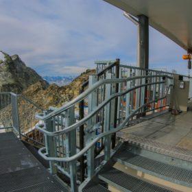Treppenlift im Aussenbereich - Corvatsch